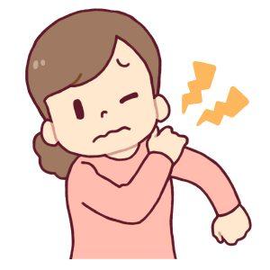肩周囲の痛み